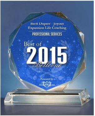 2015 Best Professional Services Award